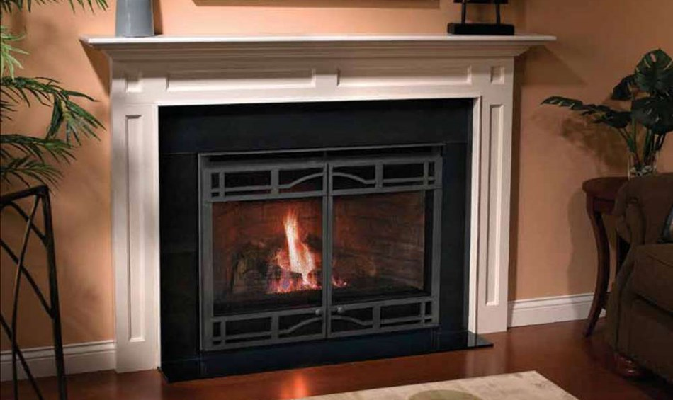 Heatilator Novus Direct Vent Or B Vent Gas Fireplace Nbv