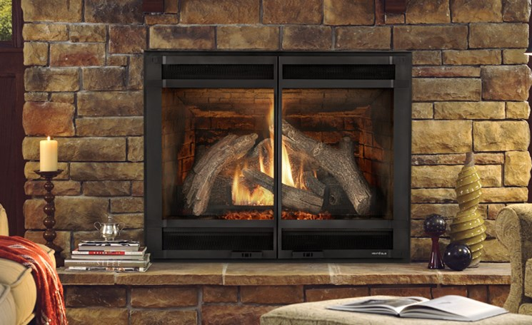 8000 C Series Direct Vent Gas Fireplace