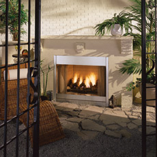 Al Fresco Traditional Fireplace