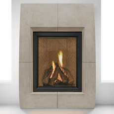 Everest Direct Vent Gas Fireplace