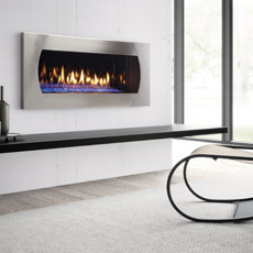 Mezzo Series - Direct Vent Gas Fireplace