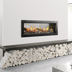 Mezzo ST Series - Direct Vent Gas Fireplace