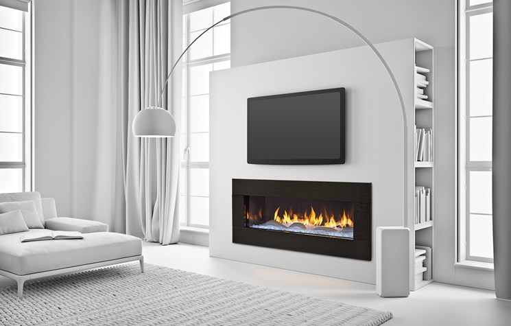 Primo Series - Direct Vent Gas Fireplace