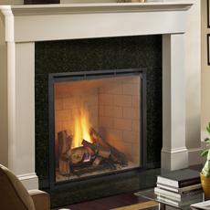 Heatilator Heirloom Gas Fireplace