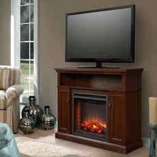 Heatilator SimpliFire Cabinet Electric Fireplace