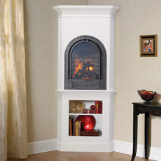 Crescent II - Direct Vent Gas Fireplace