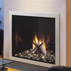 "LUX 36"" - Direct Vent Gas Fireplace"