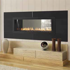 RED Series 40ST - Direct Vent Gas Fireplace