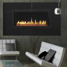 "RED Series 40"" - Direct Vent Gas Fireplace"