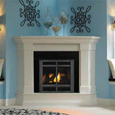 Slimline SL350TRS - Direct Vent Gas Fireplace