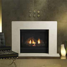 Slimline SL750TR-TRS - Direct Vent Gas Fireplace